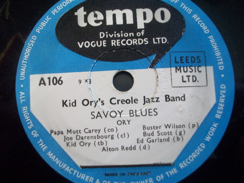 Kid Ory S Creole Jazz Band
