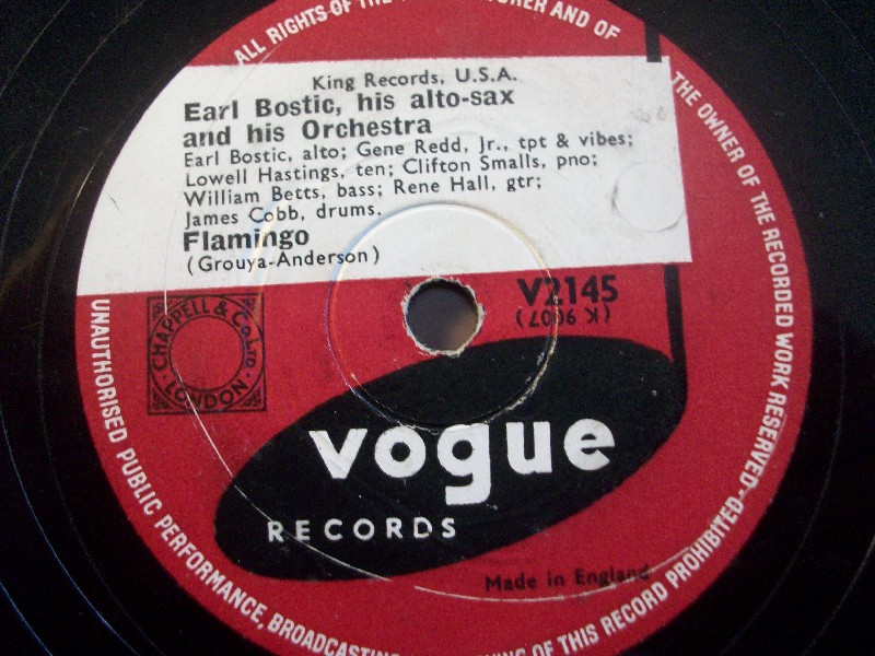 Earl Bostic And His Orchestra - Night And Day