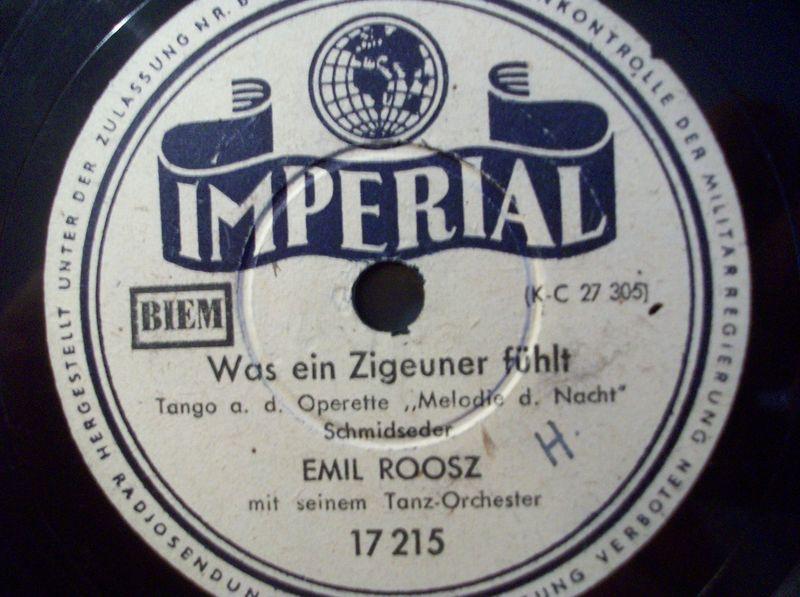 EMIL ROOSZ
