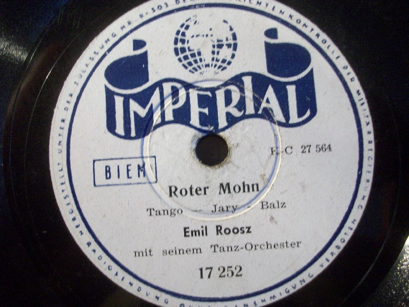 EMIL ROOSZ ORCH.