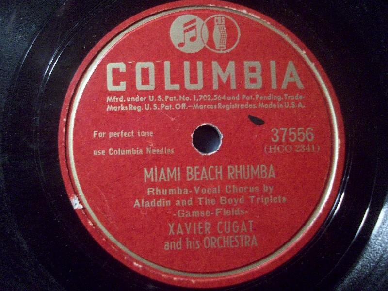 Xavier Cugat And His Orchestra - Cha-Cha-Cha