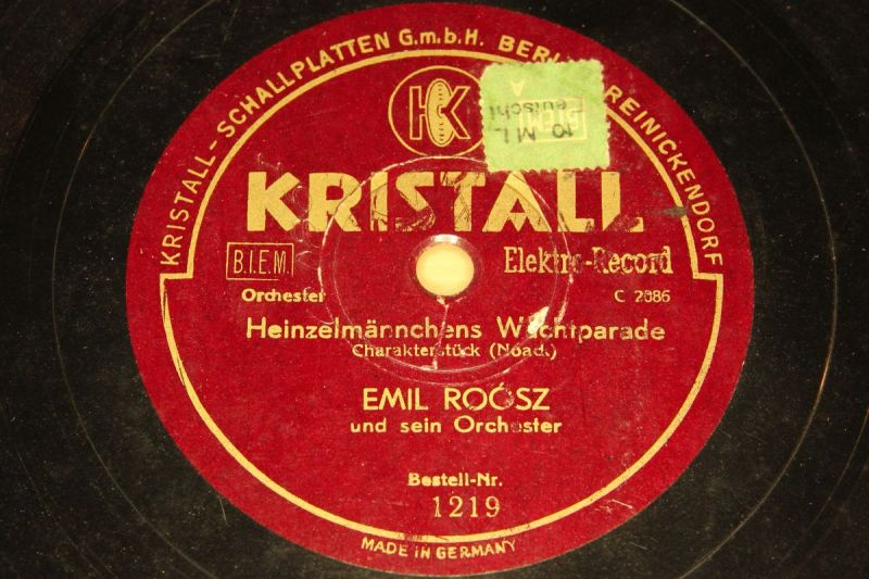 EMIL ROÓSZ with Orch.