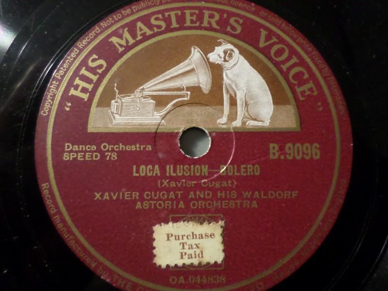 Xavier Cugat And His Orchestra Latin Reflections