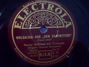 MARCEL WITTRISCH & ORCH. CLEMENS SCHMALSTICH