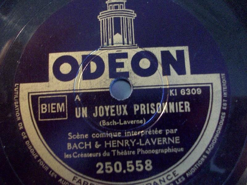 BACH & HENRY LAVERNE