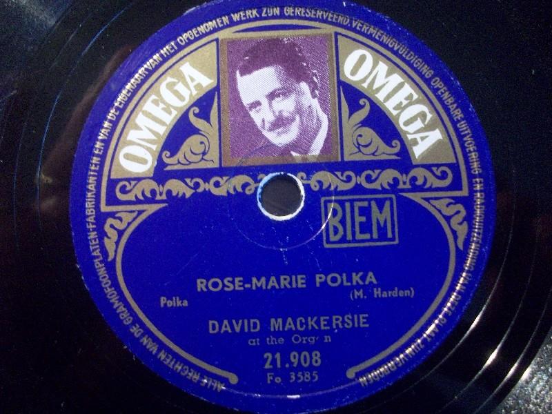 DAVID MACKERSIE