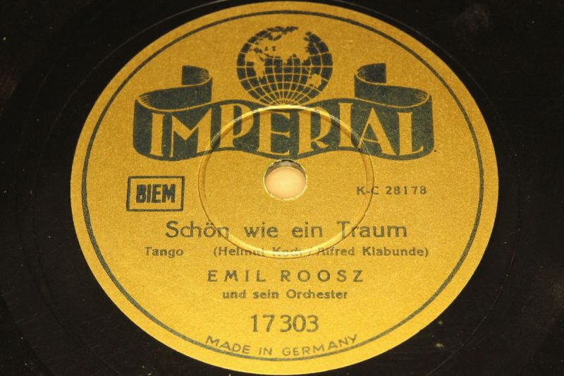 EMIL ROOSZ with Orch.