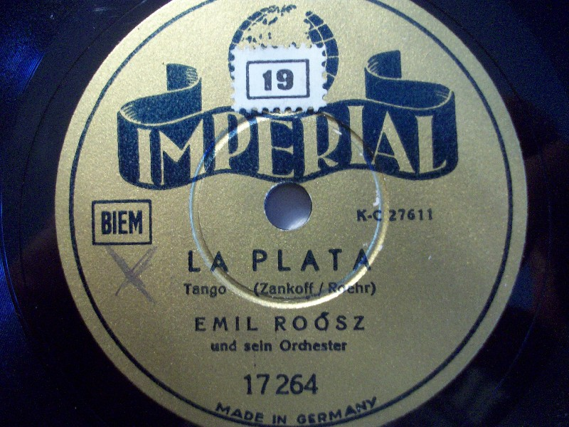 EMIL ROOSZ & ORCH.