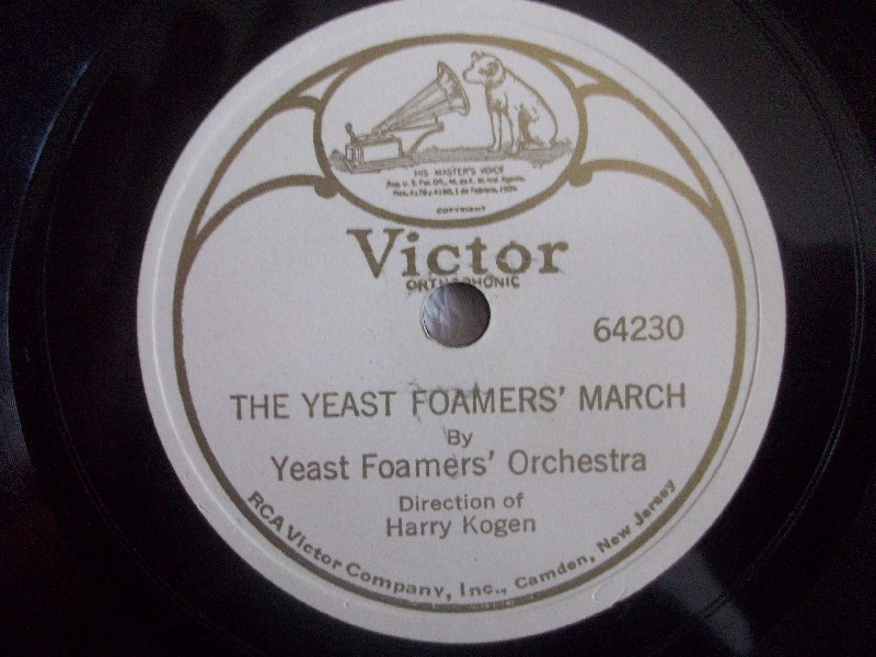 YEAST FOAMER'S ORCHESTRA