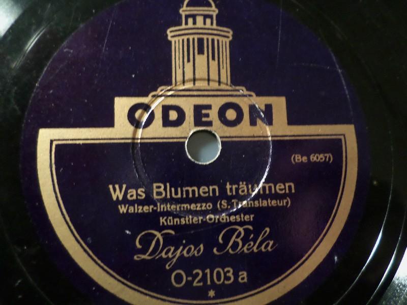 KÜNSTLER-ORCHESTER DAJOS BELA