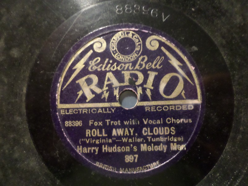 HARRY HUDSON'S MELODY MEN