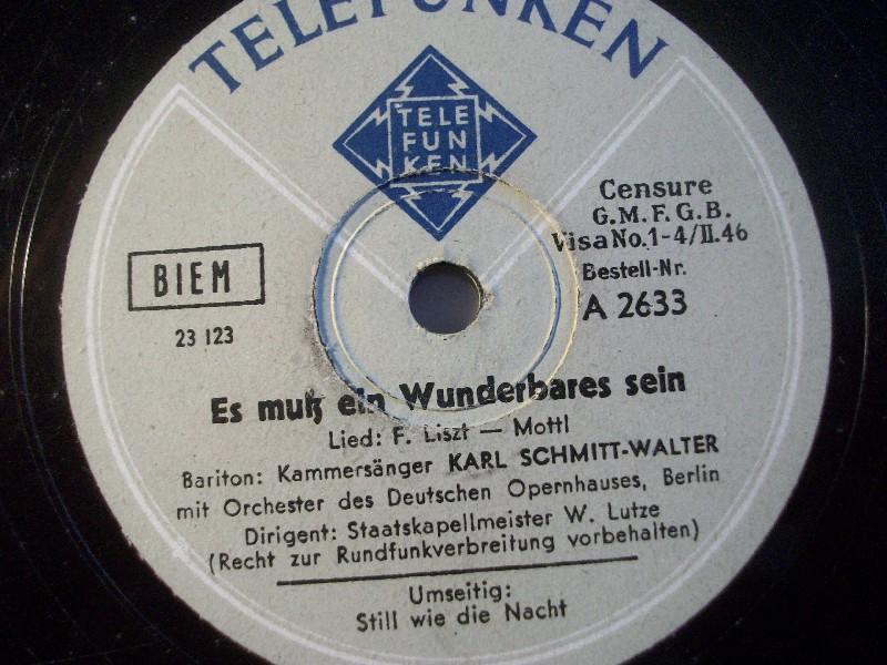 KARL SCHMITT-WALTER