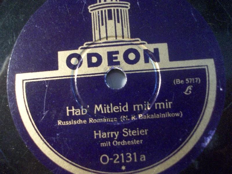 HARRY STEIER