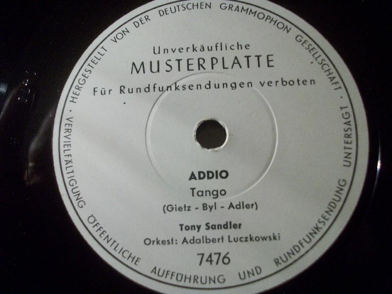 TONY SANDLER