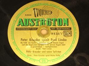 PETER KREUDER/SOLISTEN