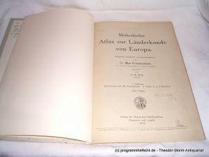 methodischer atlas zur l nderkunde von europa 1 lieferung ost europa und die ostseel nder 6. Black Bedroom Furniture Sets. Home Design Ideas