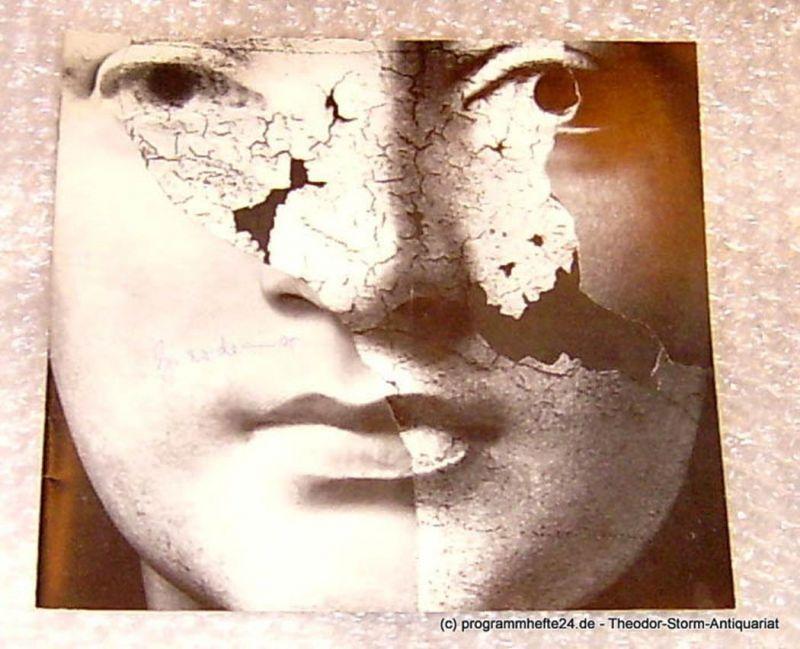 Thalia Theater Hamburg, Intendant Boy Gobert Elektra von Jean Giraudoux. Programmheft Spielzeit 1972/73 Heft 3
