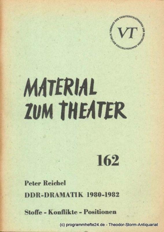 John Hans-Rainer Material zum Theater Nummer 162 Reihe Schauspiel Heft 47
