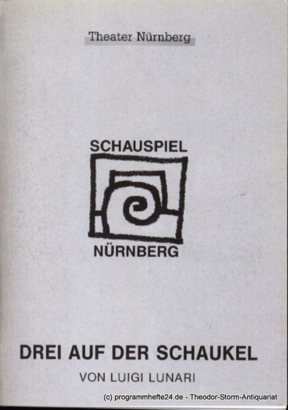 Städtische Bühnen Nürnberg Schauspiel Nürnberg Holger Berg Eilert