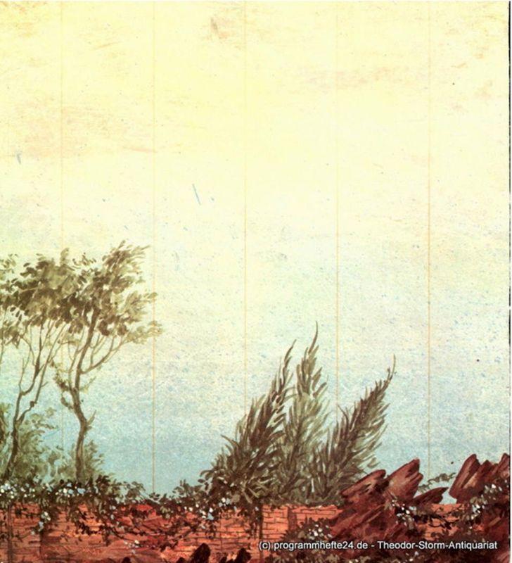Bayerische Staatsoper, Peter Jonas, Karl Schultz Programmheft zur Neuinszenierung DIE ZAUBERFLÖTE. Oper von Emanuel Schikaneder am 30. Oktober 1978 im Nationaltheater München
