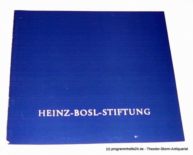 Nationaltheater München, Konstanze Vernon Programmheft Ballett-Matinee der Heinz-Bosl-Stiftung. Sacre du Printemps und Kadettenball. Sonntag 8. April 1984 und Sonntag 6. Mai 1984