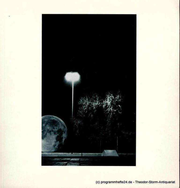 Hamburgische Staatsoper, Hamburg Oper Programmheft Tristan und Isolde von Richard Wagner. Premiere 13. März 1988