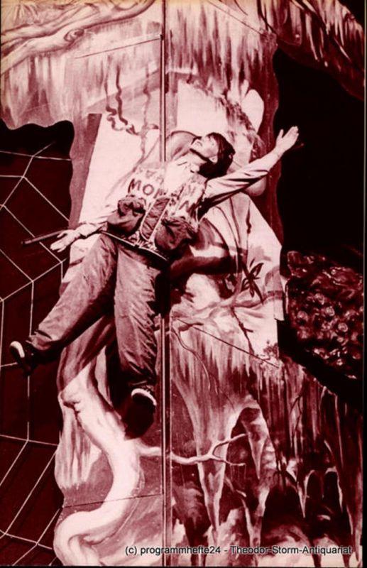 Berliner Ensemble Programmheft Heiner Müller: DER AUFTRAG. Erinnerung an eine Revolution. Premiere 5. Juni 1996