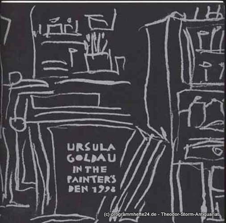 Goldau Ursula Ursula Goldau in the Painter´s Den 1998. At the Fuller . March 14 - April 11 1998