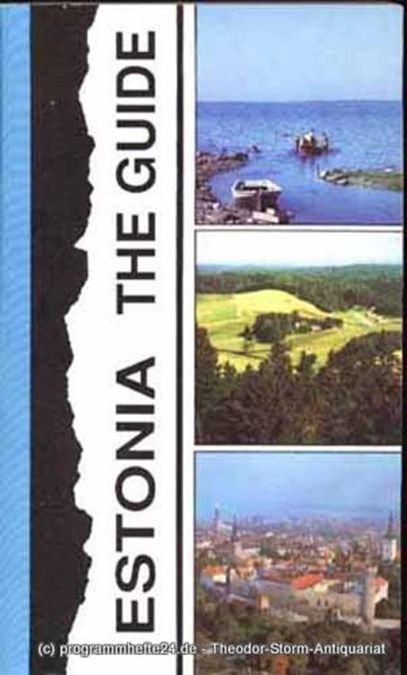 O´Brien John Estonia. The Guide
