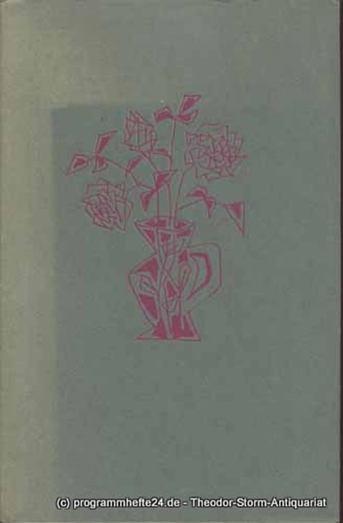 Schauer Georg Kurt Mythos und Kulturgeschichte bei unseren Gartenblumen
