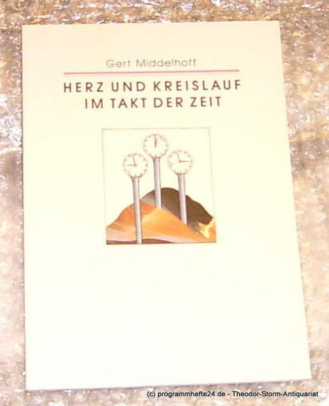 Middelhoff Gert Herz und Kreislauf im Takt der Zeit