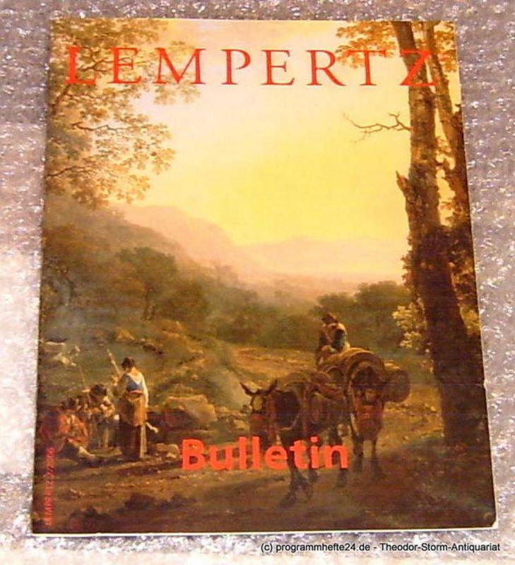 Lempertz Lempertz Bulletin 2 / 2006
