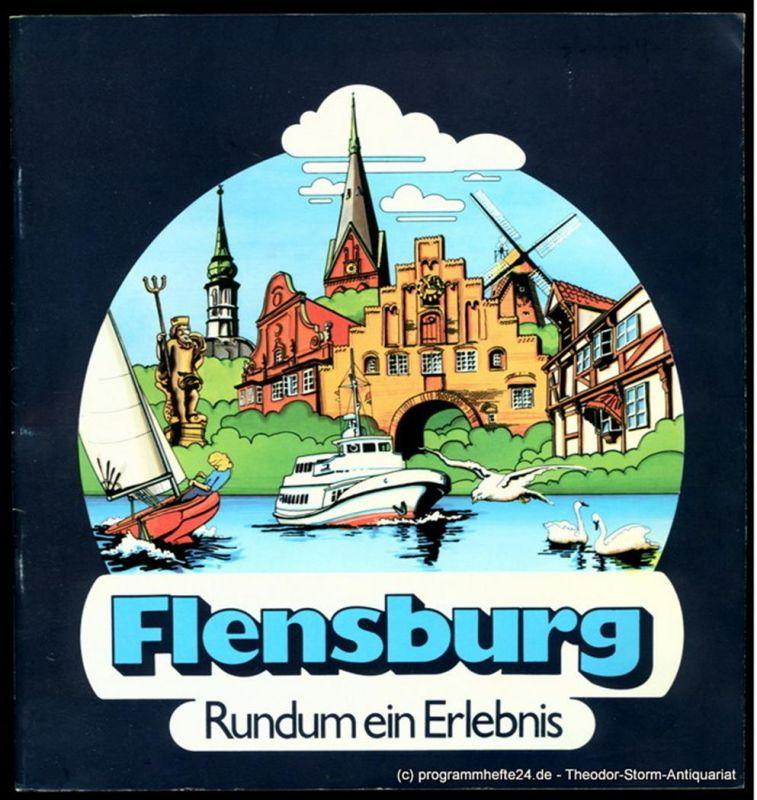 Verkehrsverein Flensburger Förde e.V. Flensburg. Rundum ein Erlebnis