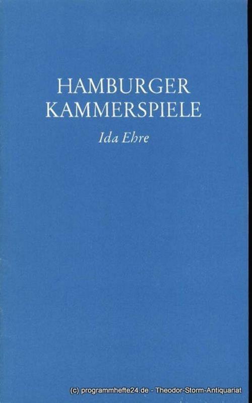 Montherlant Henry de, Leon Pierre Der magische Wald ( Broceliande ) Premiere 24. September 1981 Programmheft Blätter der Hamburger Kammerspiele 2. Heft der Spielzeit 1981/82
