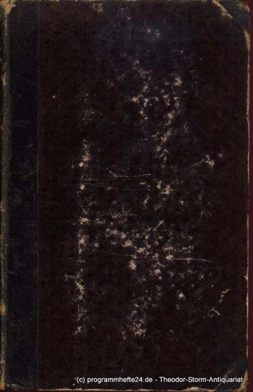 Shakespeare William Shakspeare´s dramatische Werke übersetzt von August Wilhelm Schlegel und Ludwig Tieck. Dritter Band