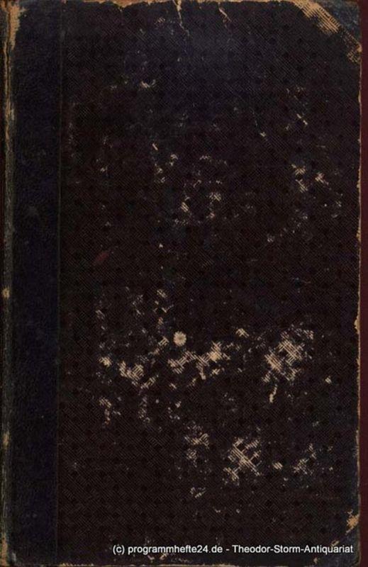Shakespeare William Shakspeare´s dramatische Werke übersetzt von August Wilhelm Schlegel und Ludwig Tieck. Fünfter Band