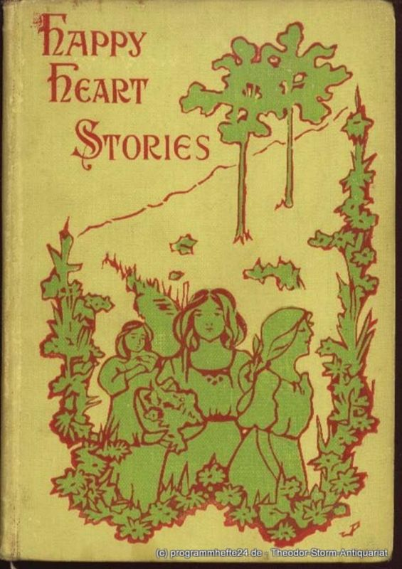 . Happy Heart Stories For Boys and Girls. Children´s Story Series