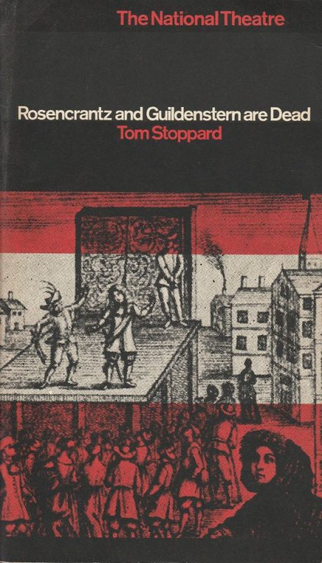 The National Theatre at The Old Vic Programmheft Rosencrantz and Guildenstern are Dead von Tom Stoppard 1967 / 68 Nr. 2