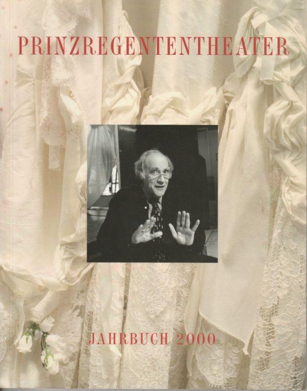 Bayerische Theaterakademie August Everding im Prinzregententheater, Peter Ruzicka, Adrian Prechtel Prinzregententheater Jahrbuch 2000
