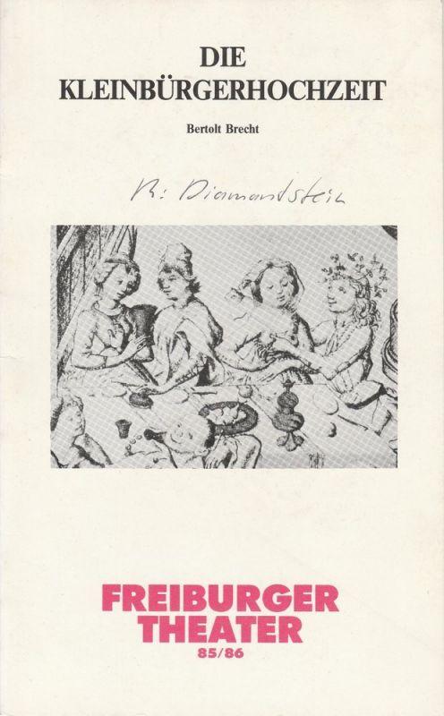 Münchner Kammerspiele und Volkstheater, Erich Engel Programmheft Das Lied der Taube. Spielzeit 1946 / 47 Nr. 16