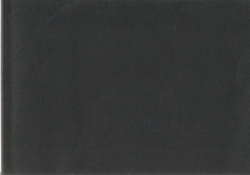 Staatstheater Stuttgart, Klaus-Peter Kehr, Ute Becker, Thomas Körner, Axel Manthey, Kurt Schwertsik Programmheft Fanferlieschen Schönefüßchen. Oper von Kurt Schwertsik Premiere 24.11.1983 Kammertheater