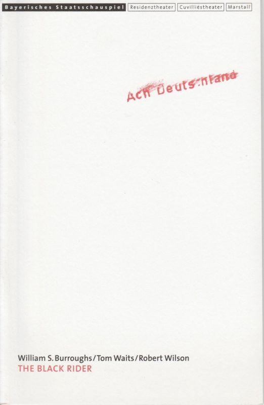 Bayreuther Festspiele 1972, Wolfgang Wagner, Herbert Barth Programmheft IV Die Walküre. Der Ring des Nibelungen. Oper von Richard Wagner