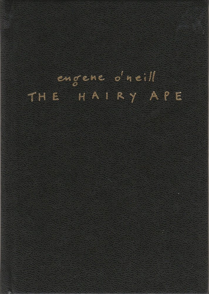 Schaubühne am Lehniner Platz, Dieter Sturm, Klaus Metzger, Peter Fischer Programmheft Der haarige Affe von Eugene O'Neill. The Hairy Ape. Premiere 9. November 1986
