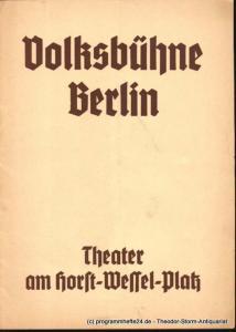 Klöpfer Eugen, Shaw Bernard Pygmalion. Komödie in fünf Akten. Programmheft