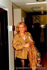 . Autogrammkarte Katia Ricciarelli ( Opernsängerin ) Sopran, signiert