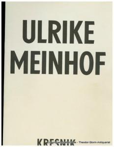 Volksbühne am Rosa-Luxemburg-Platz, Frank Castorf, Dietrich von Oertzen, Bettina Rochow Programmheft Meinhof. Choreographisches Theater von Johann Kresnik. Spielzeit 1994 / 95