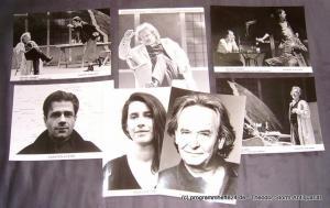 EURO-STUDIO Joachim Landgraf Programmheft MICHAEL KRAMER. Drama von Gerhart Hauptmann. Premiere am 9. September 1994 in der Stadthalle Lahr. Spielzeit 1994 / 95