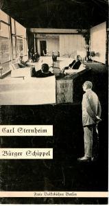 Freie Volksbühne Berlin, Hermann Kleinselbeck, Erdmut August, Rainer Hachfeld Programmheft Bürger Schippel. Spielzeit 1966 / 1967 Heft 5