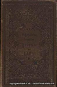 Wolff H. L. Hrsg. Mustersammlung deutscher Gedichte für Gymnasien, Real- und höhere Bürgerschulen, sowie für Privat-Institute