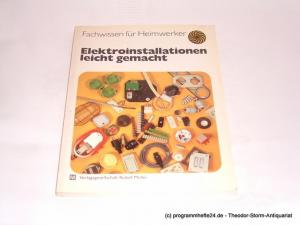 Richards Hans Elektroinstallationen leicht gemacht